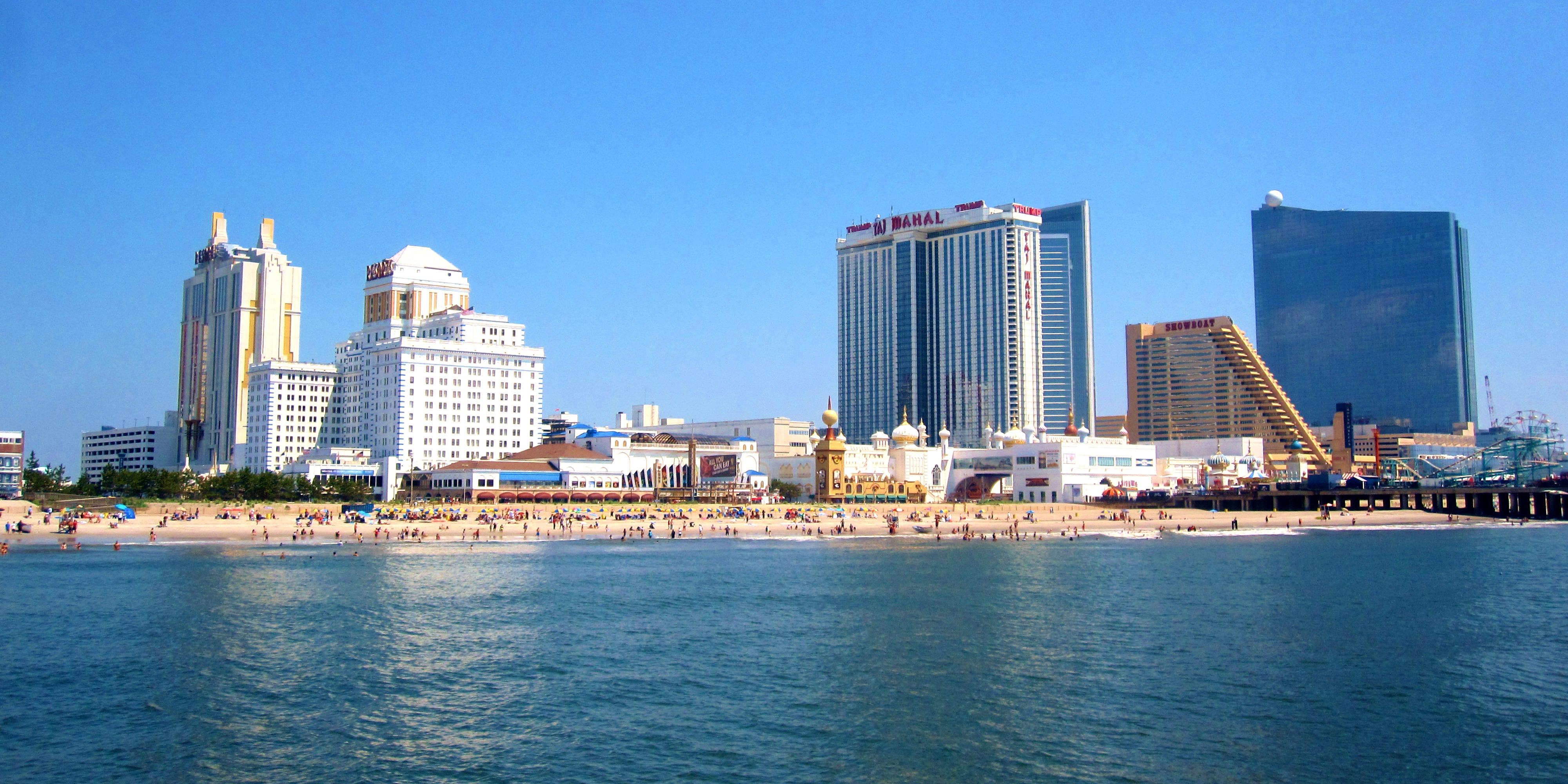 Ocean Beach Atlantic City