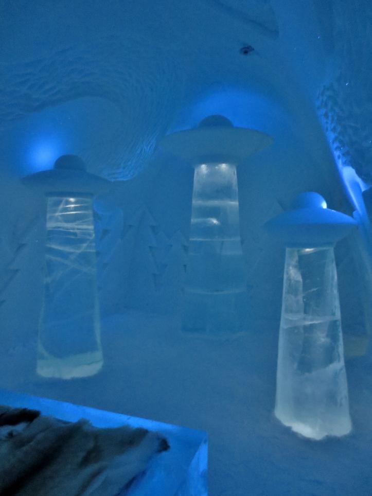 Ice Hotel Sweden.
