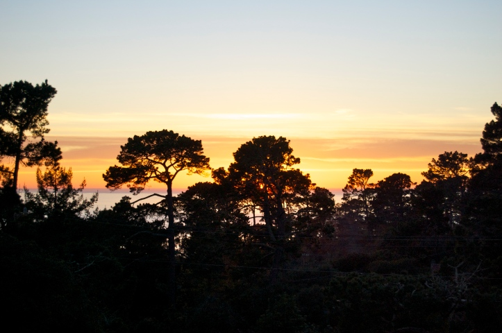 Carmel by the Sea Central California