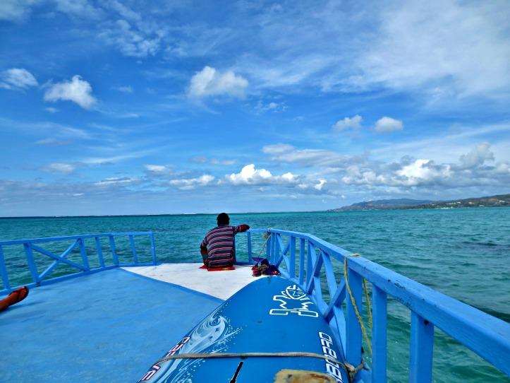 Nylon Pool off the coast of Tobago. Photo by Wake and Wander.