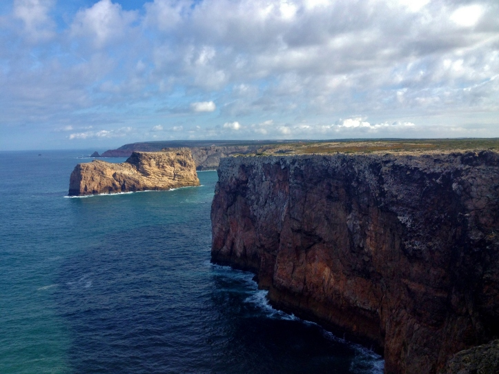 Scenery near Sagres in the South of Portugal. Photo by Wake and Wander.