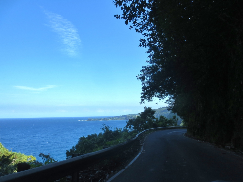 Scenery along the Road to Hana. Photo by Wake and Wander.