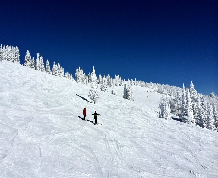 Steamboat Springs, Colorado. Photo by Wake and Wander.