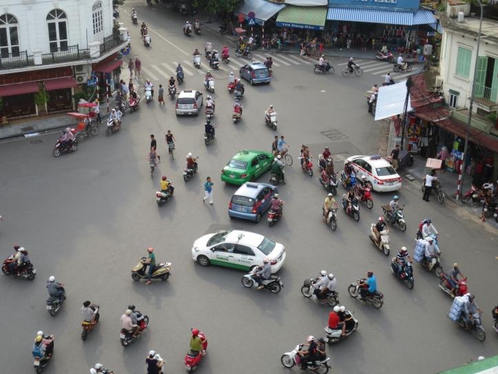 Hanoi, Vietnam. Photo by Wake and Wander.