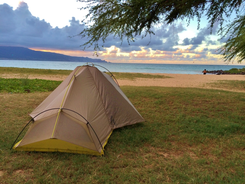 Kanaha Beach Park, Kahului, Maui. Photo by Wake and Wander.