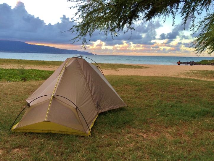 Kanaha Beach Park, Kahului, Maui. Photo by Wake and Wander.