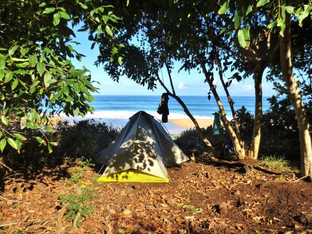 Kalalau, Kauai. Photo by Wake and Wander.