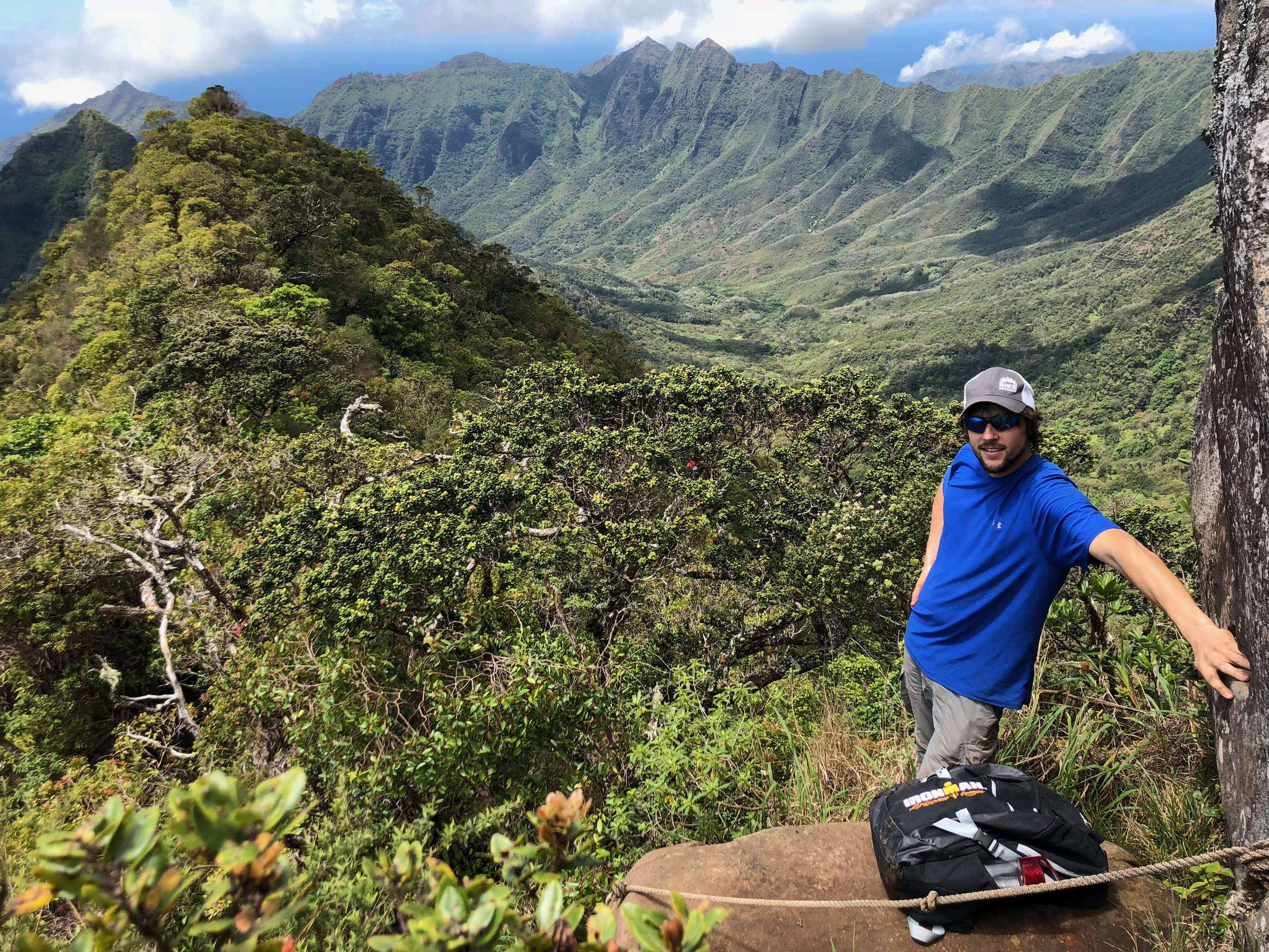 Climbing Mt. Ka'ala, O'ahu's Highest Point